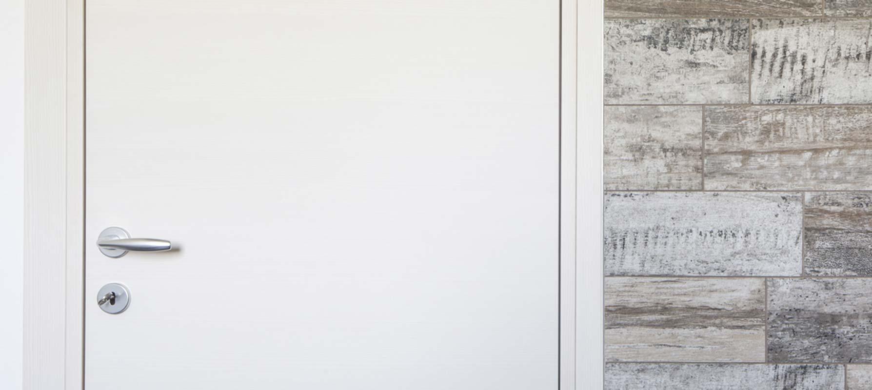 Porte Rovere Sbiancato Spazzolato piccolotto serramenti - porte interne